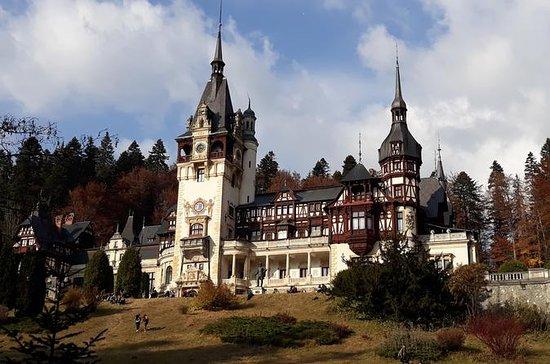 Tour de 3 dias na Transilvânia...