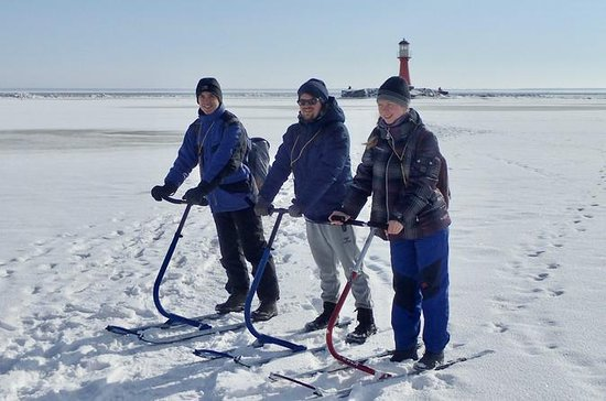 Curonian Spit Winter Adventure from...