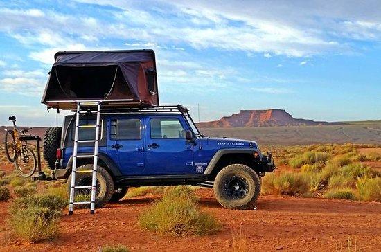 Red Rock - Tour de 5 días en el Jeep...