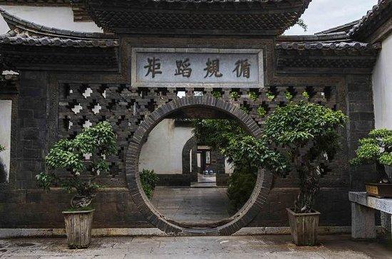 3日間の乾水文化と寺山ツアー