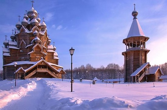 Visiting UNESCO Site - Kizhi Island (Off season Private Tour): All-Day Tour to Kizhi - Journey in Zaonezhye