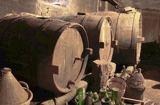 Private Van: Chianti Wine experience