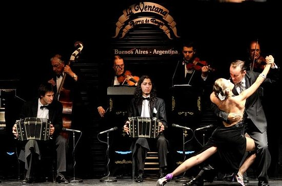 Spectacle de Tango La Ventana à...