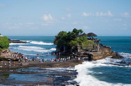 Sensationelle Tour: Ubud og Tanah Lot...