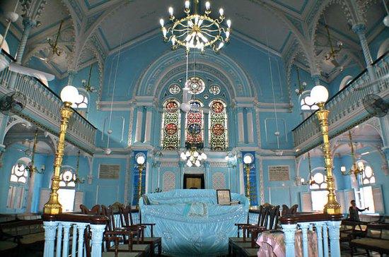 Excursão de herança judaica de Mumbai
