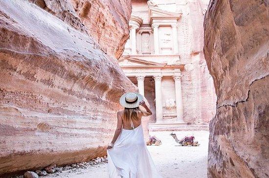 Petra Tour from Amman (Atividades ao...