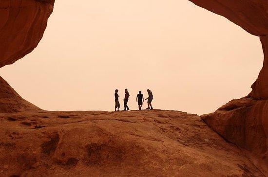 Wadi Rum Jeep Safari a través de los...