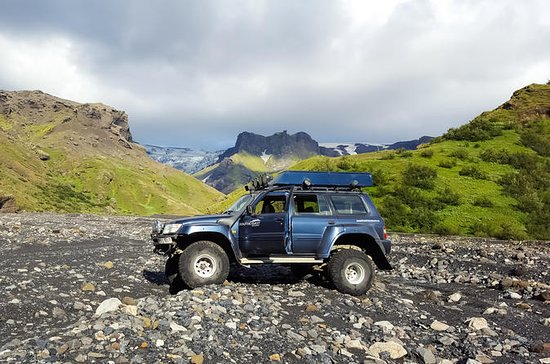 Iceland Wilderness Adventure