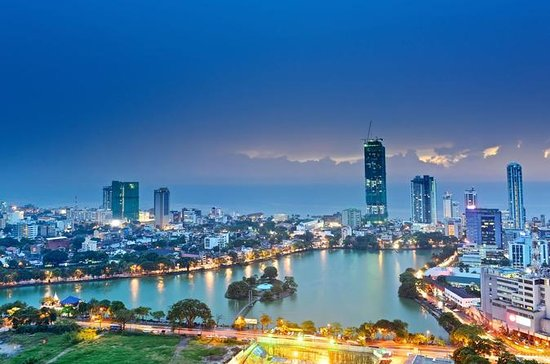 COLOMBO SIGHTSEEING AND SHOPPING