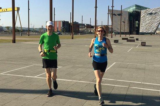 Sightseeing Running Tour of Belfast
