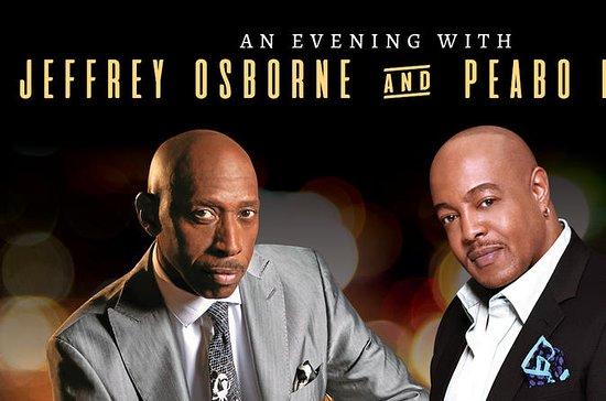An Evening with Jeffrey Osborne & Peabo Bryson