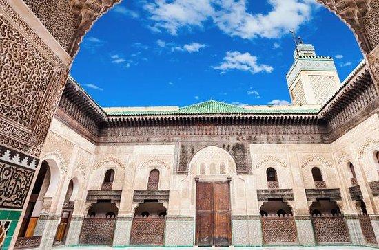 Excursión de un día de Casablanca a...