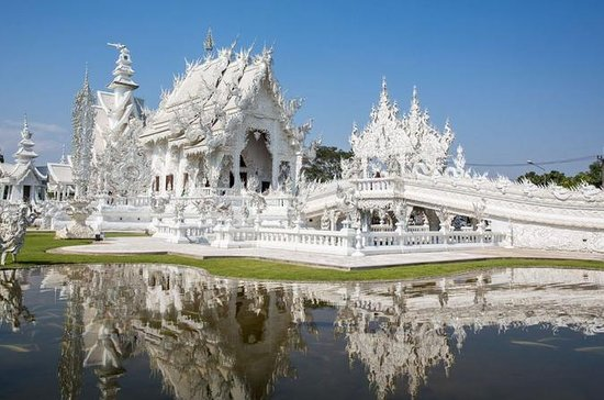 Chiang Rai One Day Tour from Chiang...