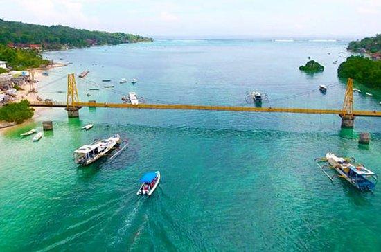 コスモバリツアー:レンボンガン島パッケージアクティビティ、ドリームビーチ