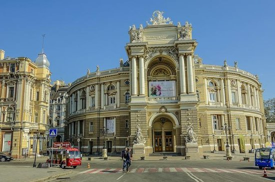 Odesa: 3-day self-guided tour