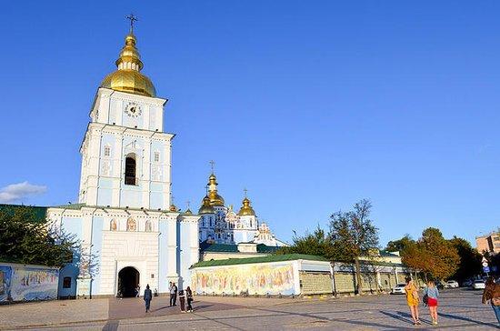 Kyiv-Lviv: 7-day self-guided tour...