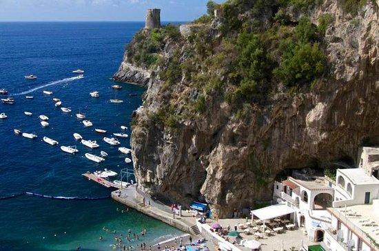 Trasferimento da Praiano a Napoli con