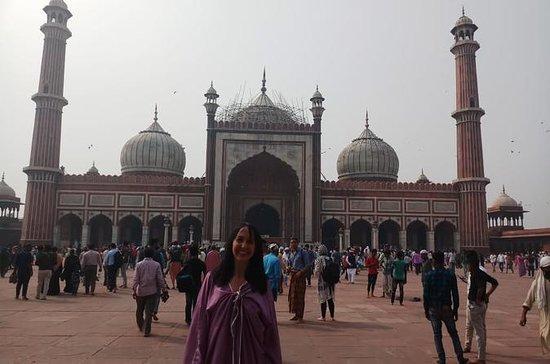 Delhi Custom Tour eksklusivt for deg
