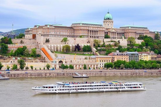 CASTLE HILL WITH LABYRINTH & DANUBE...