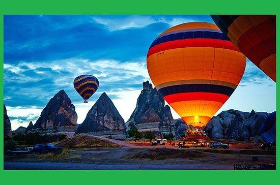 Cappadocia Balloon Ride med Ihlara...