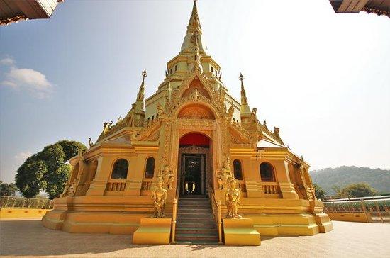 カオラックからの半日寺院ツアー