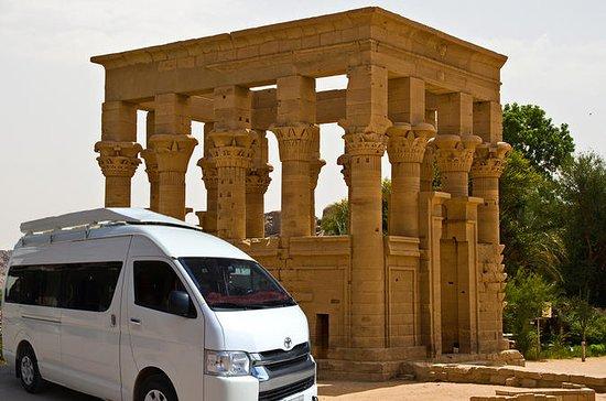 Kairo Aswan och Abu Simbel två dagars ...