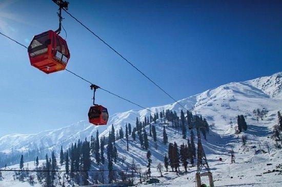 Pacchetto invernale del Kashmir