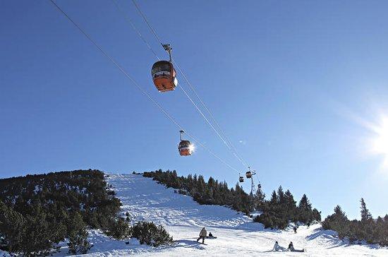Vinterdagsrejse til Rila-bjerget