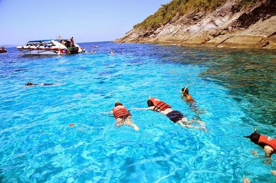Coral Island Half-day Trip from...