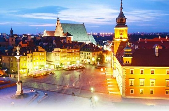 Warsaw Private Walking Tour