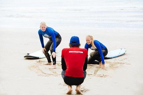 Academia de surf - 3 meses de curso...