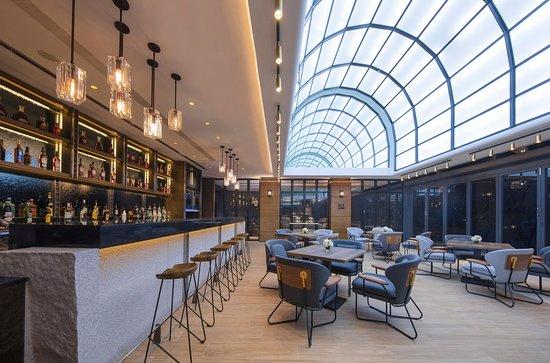 Hong Kong Ocean Park Marriott Hotel: Pier Bar