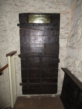 St. Michael at the Northgate: Door used by the Oxford Martyrs