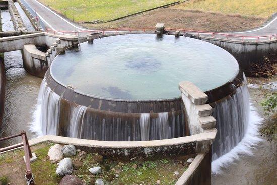 Higashiyama Cylinder Water Tank