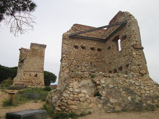 Guard Towers Las Torretas: Interior 2
