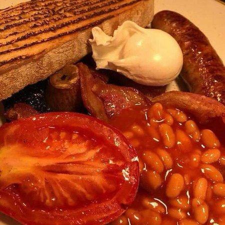 The Wentworth Arms: Full English