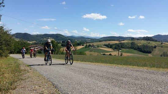 San Vittore, Italy: Le colline Salsesi