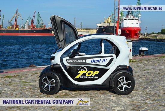 Top Rent A Car Varna