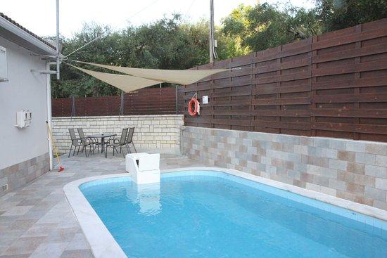 West Greece, Greece: pool