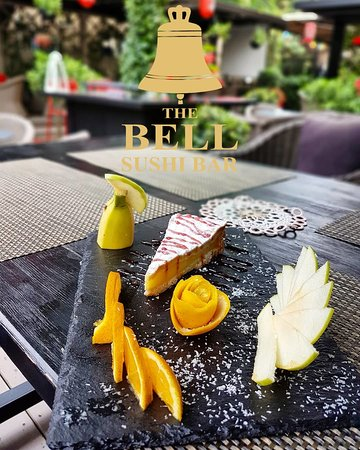 the bell sushi bar