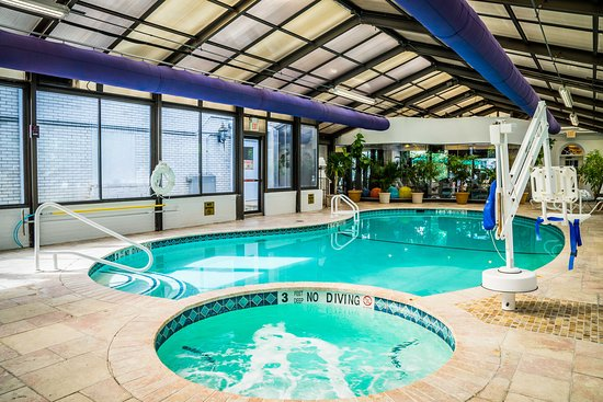 Pool - Picture of The Madison Hotel, Morristown - Tripadvisor