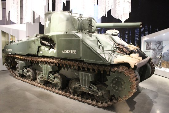 top rate WW2 museum - Review of Bastogne War Museum