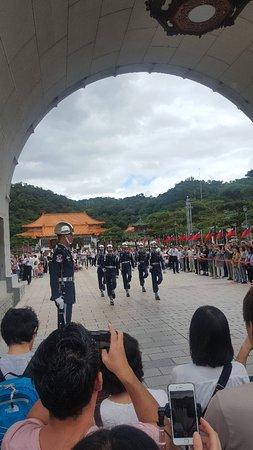 Less crowded palace