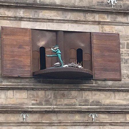Rattenfänger Figuren- und Glockenspiel
