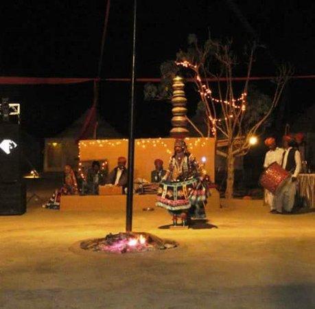 Pool - Picture of Spirit Desert Camp, Sam - Tripadvisor