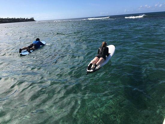 Hawaiian koukkudating lupaus renkaat