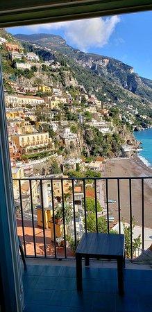 Casa Cosenza: View from balcony