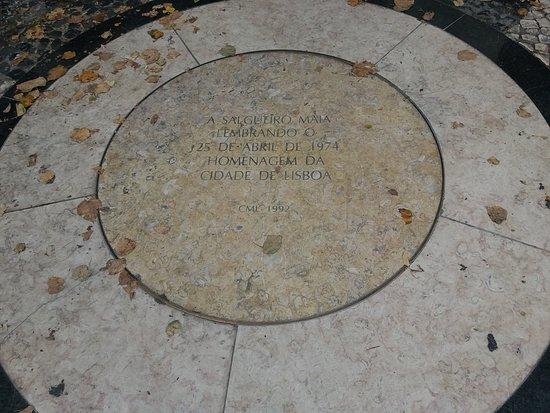 Monumento a Salgueiro Maia