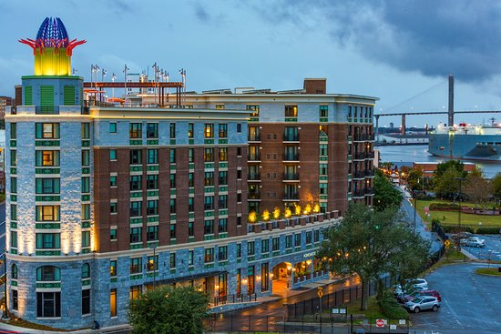 Homewood Suites by Hilton Savannah Historic District / Riverfront