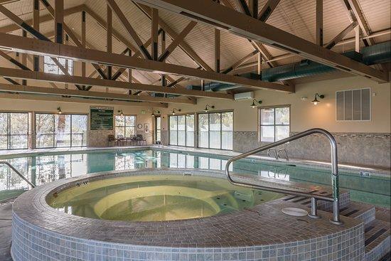 Sandhill Spa Lobby - Изображение Руннинг Й Ранчо, Кламат-Фолз - Tripadvisor